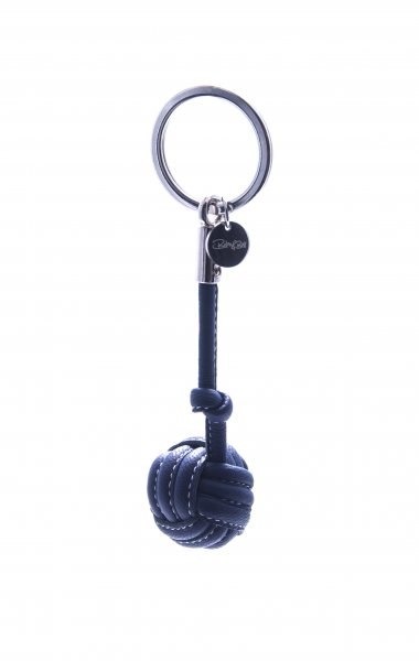 Marina Schlüsselanhänger blau