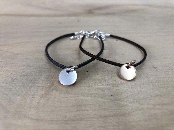 Chester Plättchen Armband