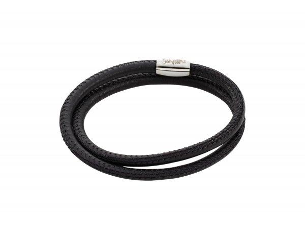 Aberdeen Exklusiv Armband schwarz