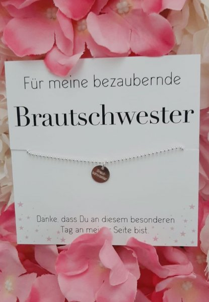 Brautschwester