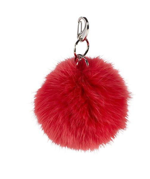 Kirkby Schlüsselanhänger rot