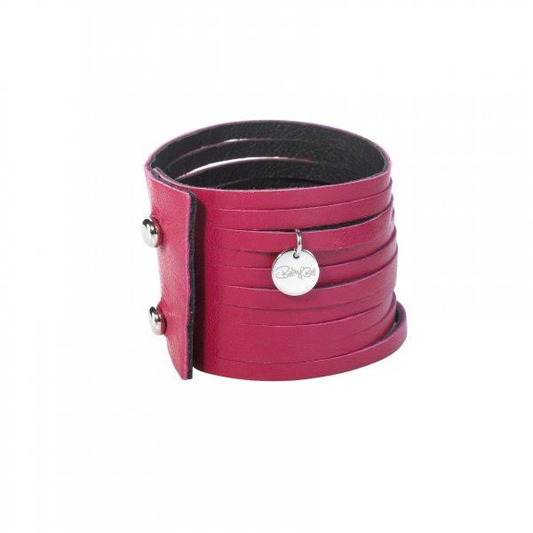 Dripy Top Armband pink