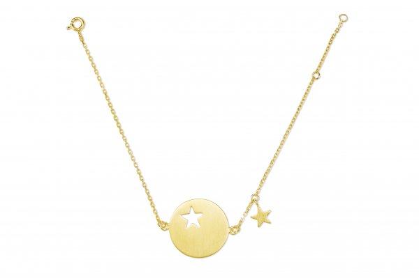 Carry Boys Armband Gold vergoldet