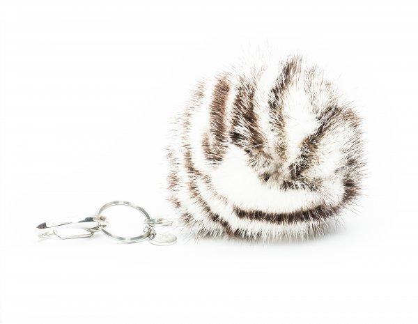Zebra Schlüsselanhänger