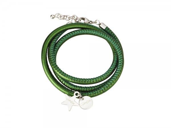 Hollywood Armband grün