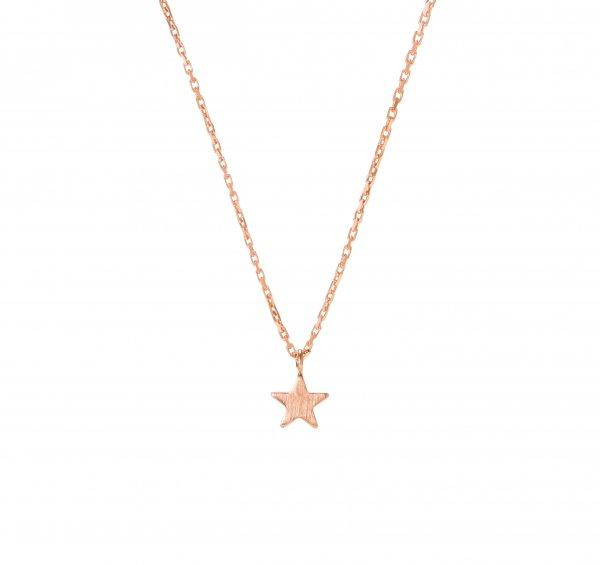 Carry Stern Armband Rosé vergoldet
