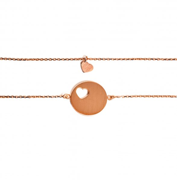 Carry Set Armband-Set 1 Rosé vergoldet