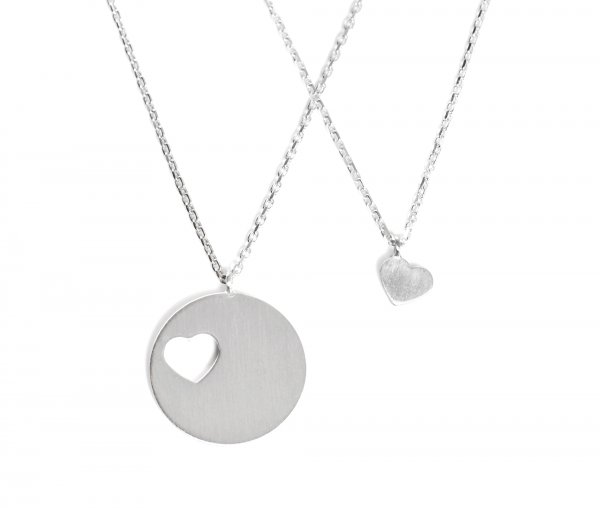 Carry Set Collier-Set 1 Silber