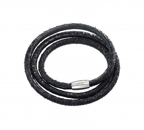 Crosby Armband schwarz