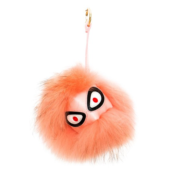 Kirkby Monster Schlüsselanhänger pink