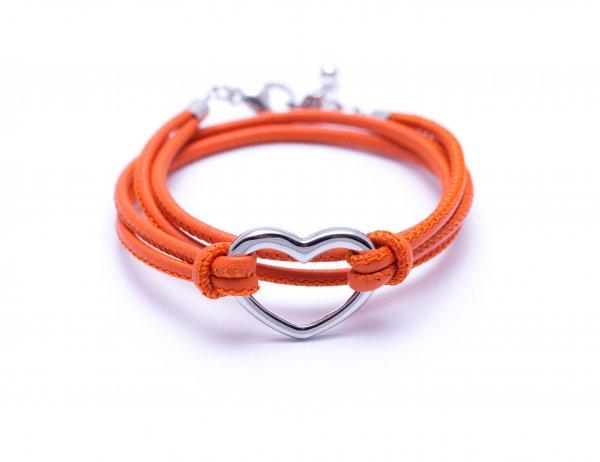 Heart Orange