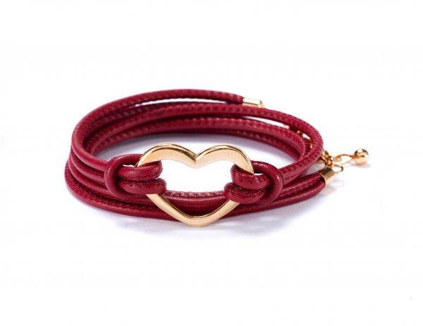 Heart Rot, vergoldet