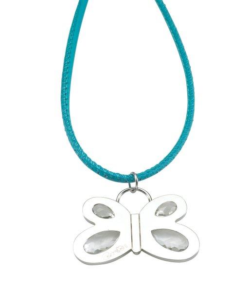 Aberdeen Halskette türkis