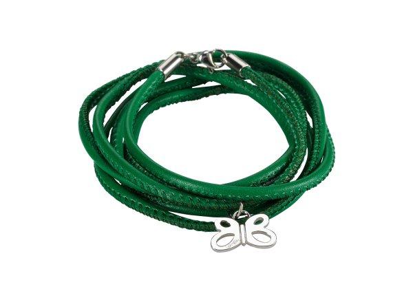 Aberdeen Armband grün