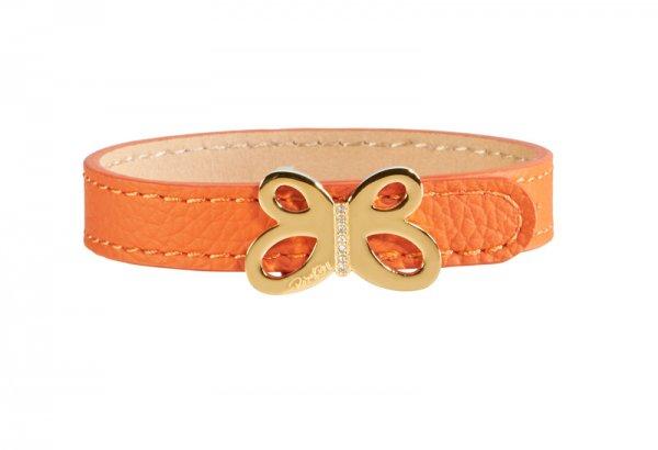 Leeds Glamour Gold orange