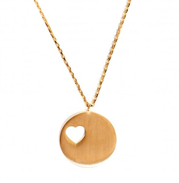 Carry Collier 1 Gold vergoldet