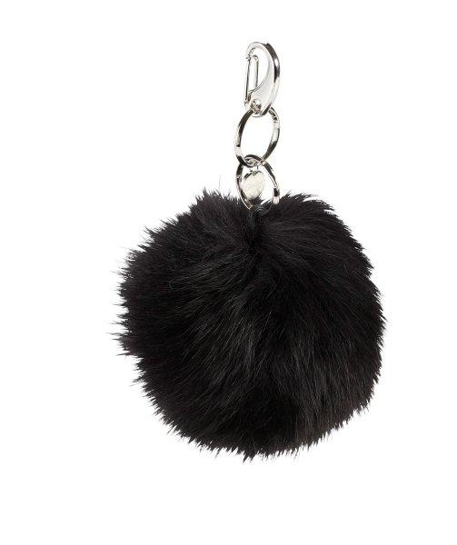 Kirkby Schlüsselanhänger schwarz